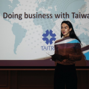 Doing Business with Taiwan 15